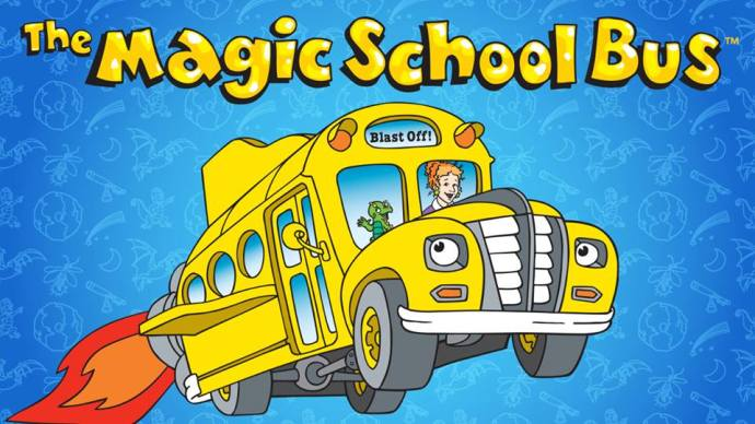 THE MAGIC SCHOOL BUS (Image Credit: PBS)