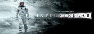 Matthew McConaughey as Cooper in Interstellar.